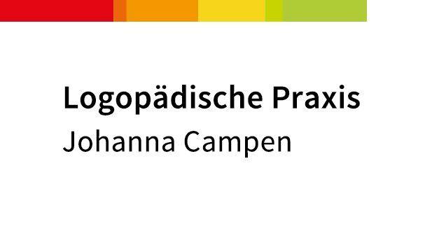 Logo for Logopädische Praxis Johanna Campen